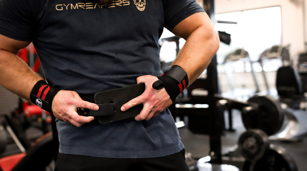weightlifting belt for powerlifting