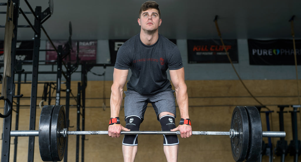 using lifting grips for weightlifting