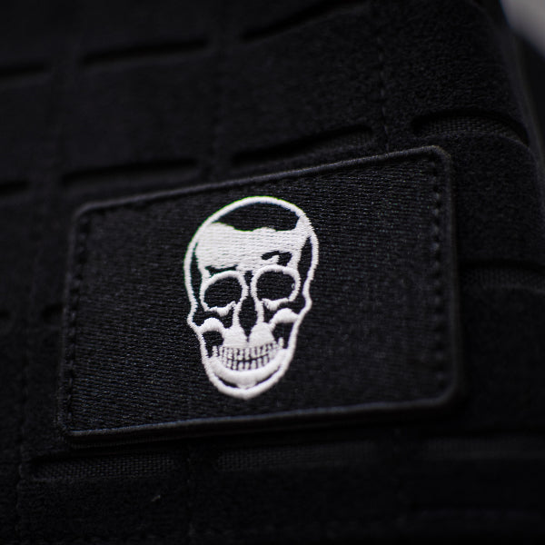 Gymreapers Logo Patch