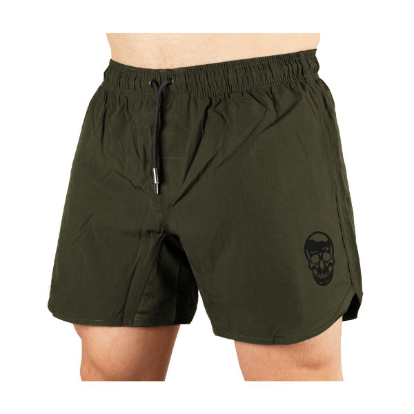 Gymreapers training shorts in green