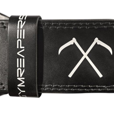 Gymreapers lightweight lifting belt details