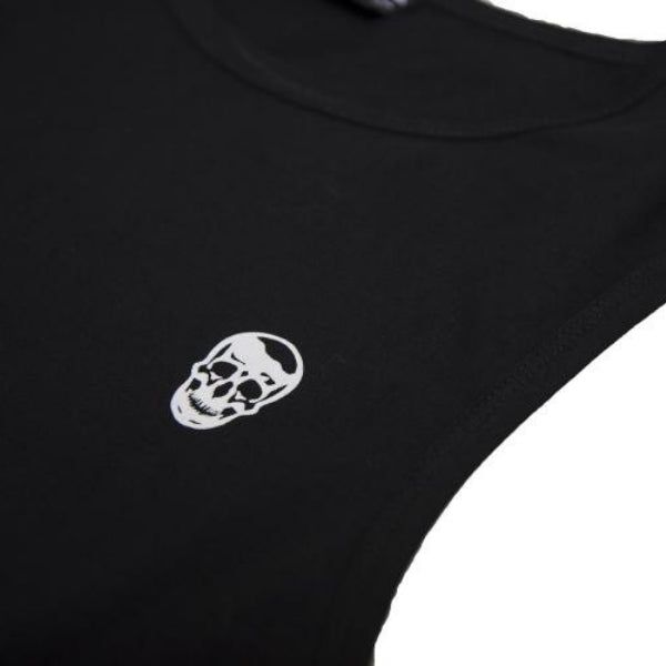 Gymreapers extended tank in black