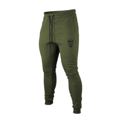 Gymreapers joggers in green color