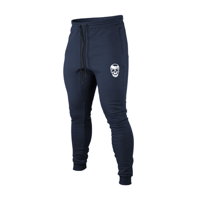 Gymreapers joggers in navy color