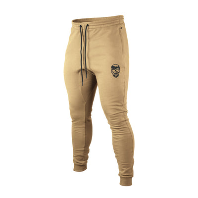 Gymreapers joggers in sand color