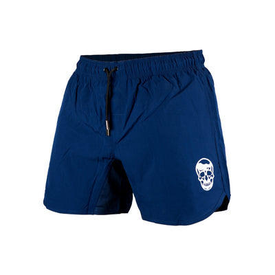 training shorts in navy color option