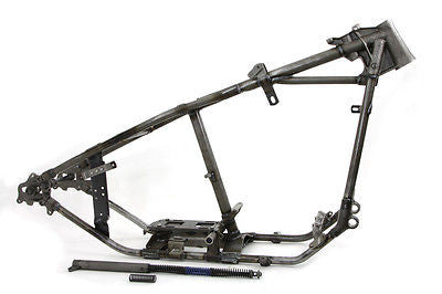 Harley reproduction Knuckle knucklehead frame chassis rigid hardtail bull neck