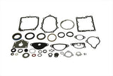 James Harley 4 speed transmission gasket & seal kit - big twin
