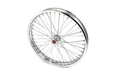 "21"" X 1.85"" Rim - Spool Front Wheel 40 spoke - chrome"
