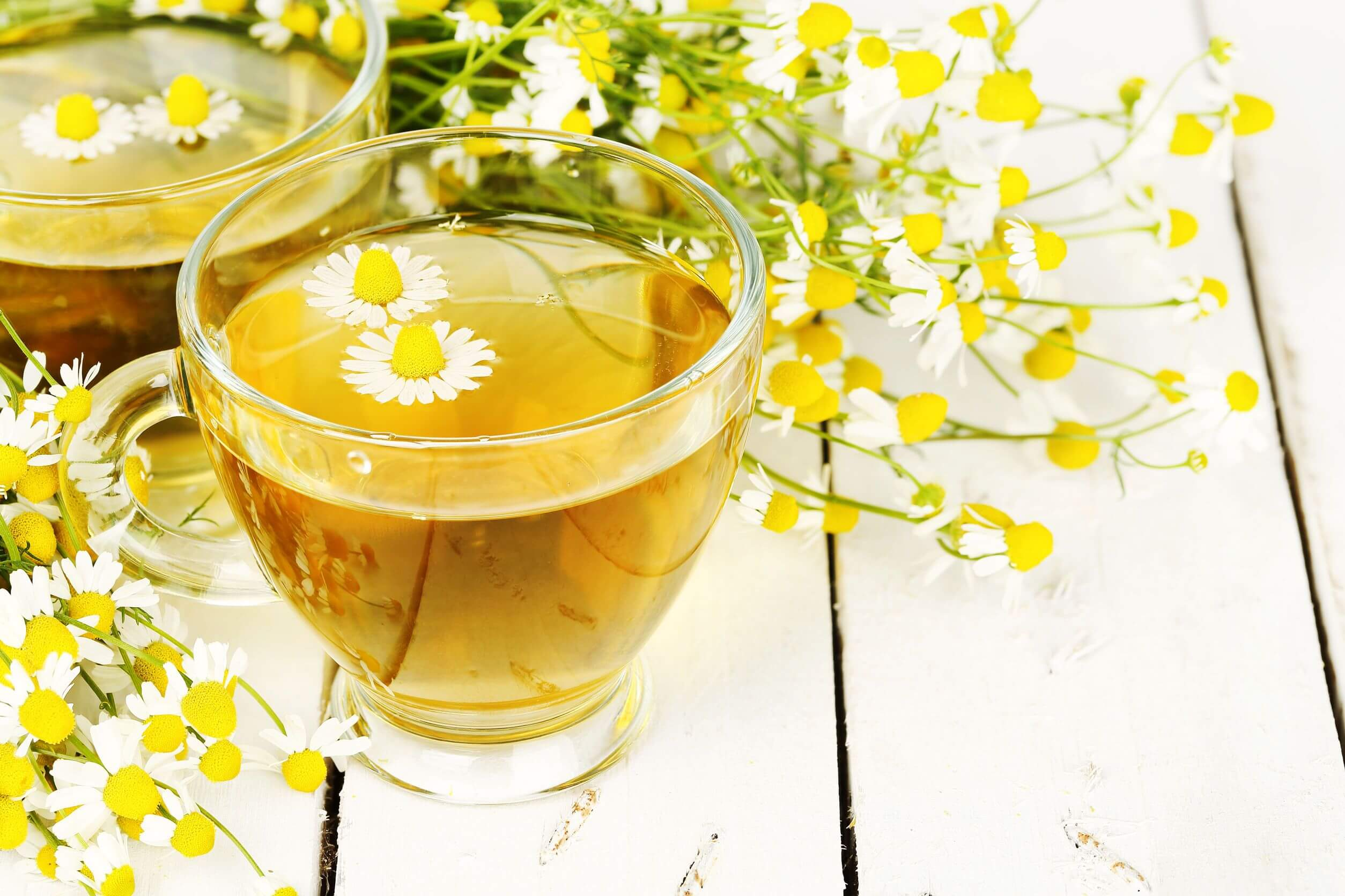 Chamomile Tea: How to take for digestion.