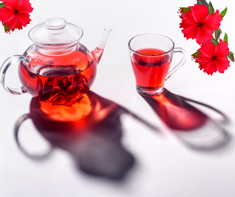 5 Amazing Health Benefits of Hibiscus Tea