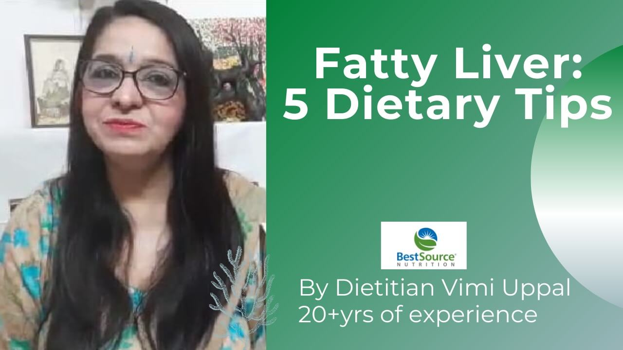 Top Fatty Liver Diet Tips