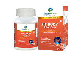 FIT BODY Joint Care - BestSourceNutrition.com