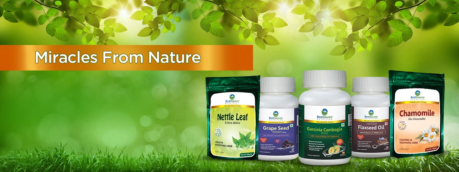 Premium Product Line of Health & Dietary Supplements to Promote Total Wellness and Optimal Body Function
