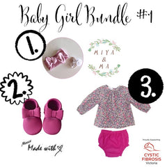 Baby Girl Bundle #1 | Wild and Whimsical Things Auction for CFV