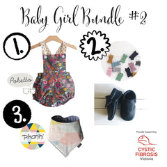 Baby Girl Bundle #2 | Baby Girl Bundle #1 | Wild and Whimsical Things Auction for CFV