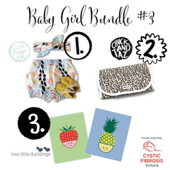 Baby Girl Bundle #3 | Baby Girl Bundle #1 | Wild and Whimsical Things Auction for CFV