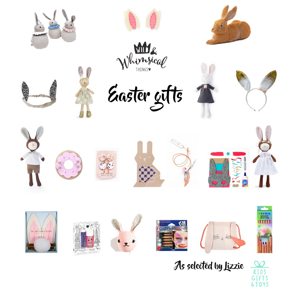 Kids Gifts & Toys Easter Gift Guide 2017