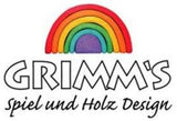 Grimm's Spiel and Holz Logo