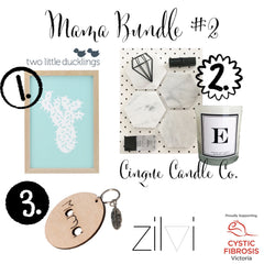 Mama Bundle #2 | Baby Girl Bundle #1 | Wild and Whimsical Things Auction for CFV