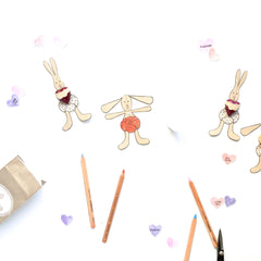 Wild & Whimsical Things Valentine's Day Craft | www.wildandwhimsicalthings.com.au