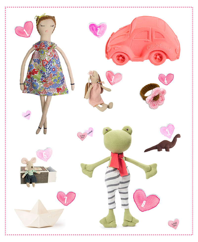 Wild & Whimsical Things Valentine's Day guide for the littlest loves in your life | Wild & Whimsical Things www.wildandwhimsicalthings.com.au