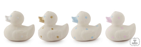 Oli & Carol small polka dot ducks | Wild & Whimsical Things www.wildandwhimsicalthings.com.au