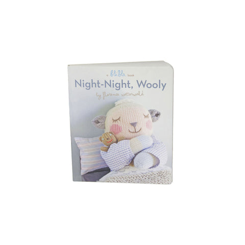 Night Night Woolie Book by Blabla | Wild & Whimsical Things www.wildandwhimsicalthings.com.au