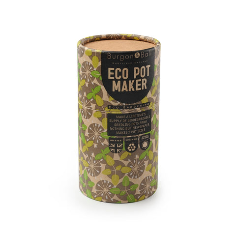 Eco Pot Maker by Burgon & Ball | Wild & Whimsical Things www.wildandwhimsicalthings.com.au