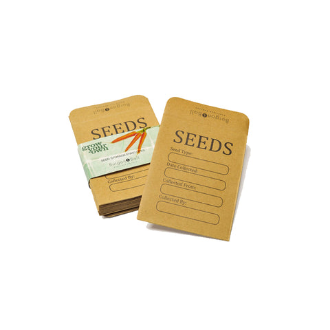 Seedling Envelopes by Burgon & Ball | Wild & Whimsical Things www.wildandwhimsicalthings.com.au