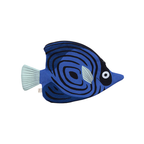 Blue Butterfly Fish Case by Don Fisher | Wild & Whimsical Things www.wildandwhimsicalthings.com.au