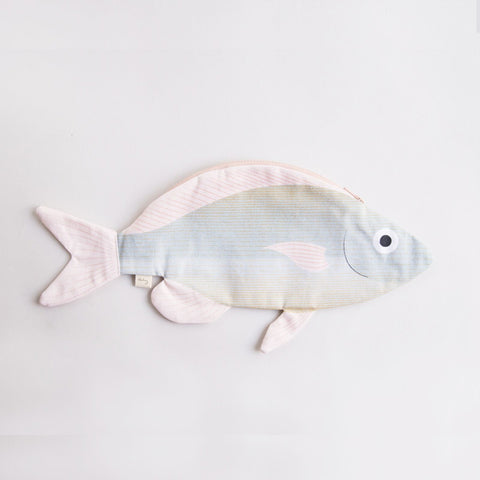 Don Fisher Golden Threadfin Bream Case