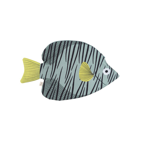 Green Butterfly Fish Case by Don Fisher | Wild & Whimsical Things www.wildandwhimsicalthings.com.au