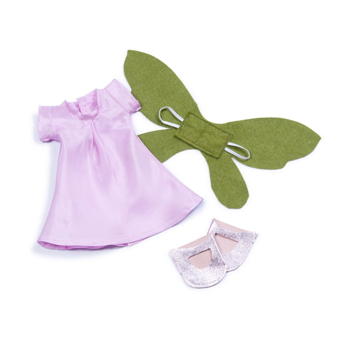 Hazel Village Fairy Costume | Wild & Whimsical Things www.wildandwhimsicalthings.com.au