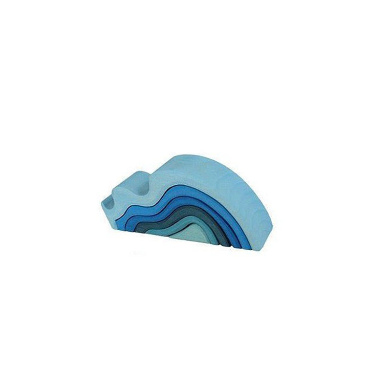 Grimm S Spiel Holz Stacking Water Small
