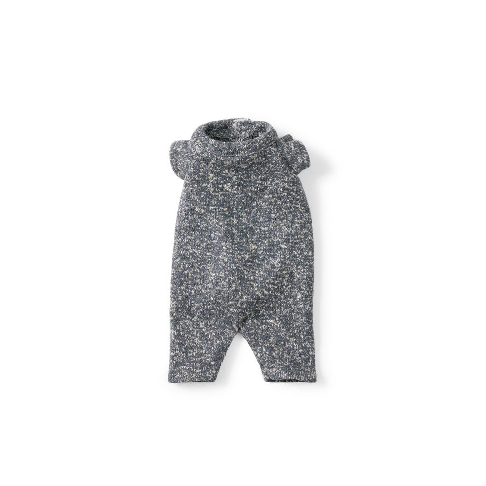 Stormy Gray Romper for Hazel Village Dolls | Wild & Whimsical Things www.wildandwhimsicalthings.com.au