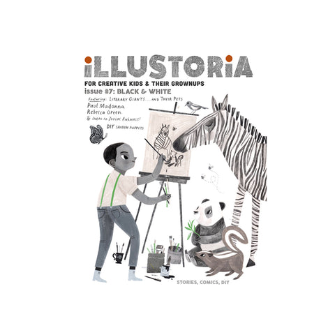 Illustoria Magazine Issue 7 | Wild & Whimsical Things www.wildandwhimsicalthings.com.au