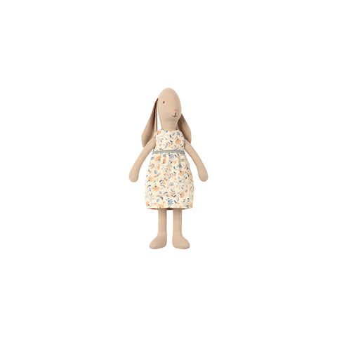 Maileg Bunny Size 2 in Flower Dress