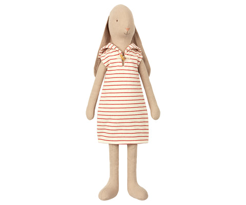 Maileg Bunny Size 4 in Sailor Dress