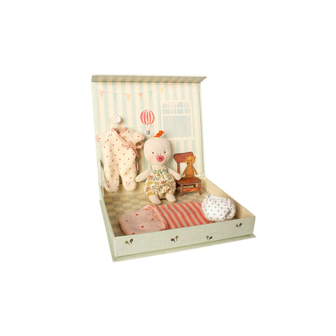 Ginger Baby Room Playset by Maileg | Wild & Whimsical Things www.wildandwhimsicalthings.com.au
