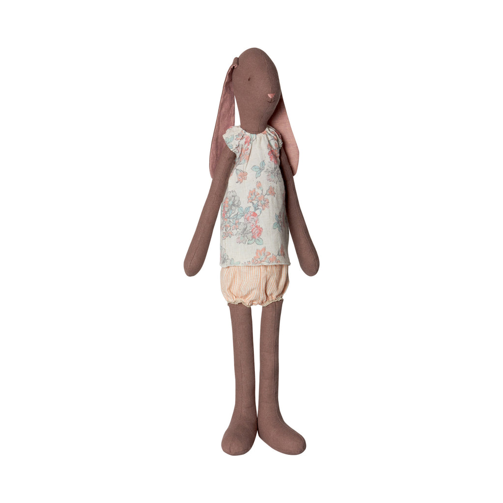Maxi Brown Girl Bunny by Maileg | Wild & Whimsical Things www.wildandwhimsicalthings.com.au
