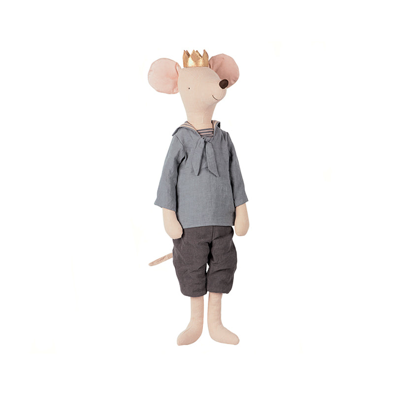 Mega Prince Mouse by Maileg | Wild & Whimsical Things www.wildandwhimsicalthings.com.au