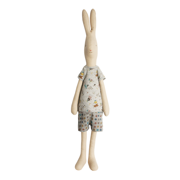 Mega Boy Rabbit by Maileg | Wild & Whimsical Things www.wildandwhimsicalthings.com.au