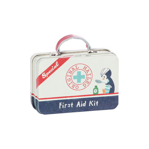 First Aid Kit Metal Suitcase by Maileg | Wild & Whimsical Things www.wildandwhimsicalthings.com.au