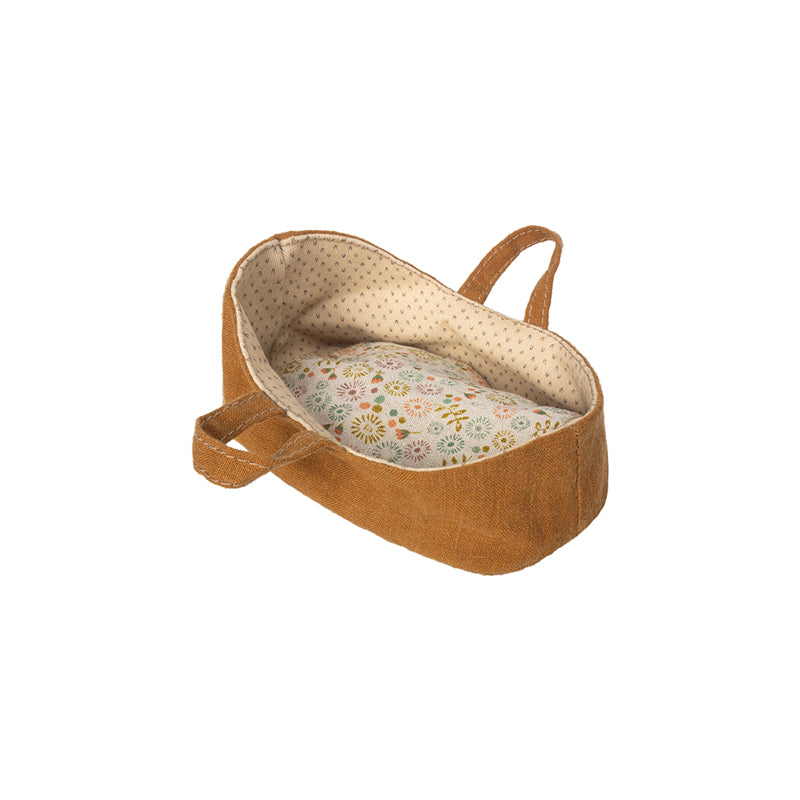 Micro Carrycot by Maileg | Wild & Whimsical Things www.wildandwhimsicalthings.com.au