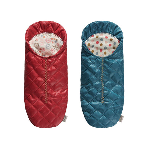 Mouse Sleeping Bag by Maileg | Wild & Whimsical Things www.wildandwhimsicalthings.com.au