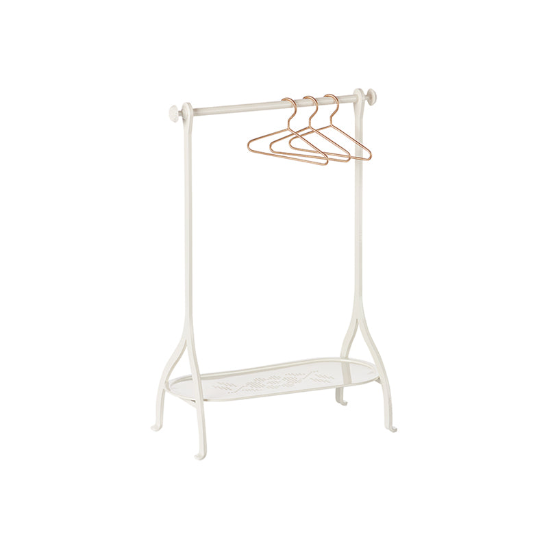 Clothes Rack in Offwhite by Maileg | Wild & Whimsical Things www.wildandwhimsicalthings.com.au