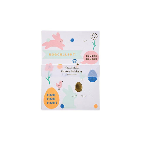 Easter Sticker Sheets by Meri Meri | Wild & Whimsical Things www.wildandwhimsicalthings.com.au