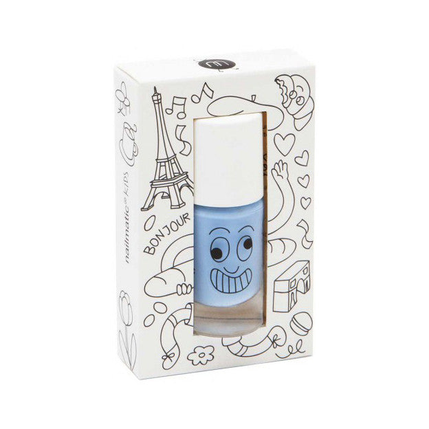 Gaston Nail Polish by Nailmatic KIDS | Wild & Whimsical Things www.wildandwhimsicalthings.com.au
