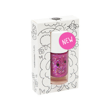 Sheepy Nail Polish by Nailmatic KIDS | Wild & Whimsical Things www.wildandwhimsicalthings.com.au